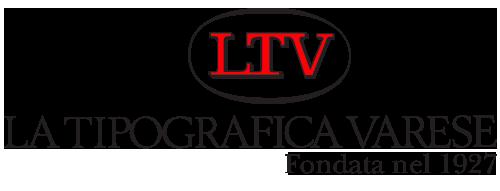 Logo LTV - La Tipografica Varese